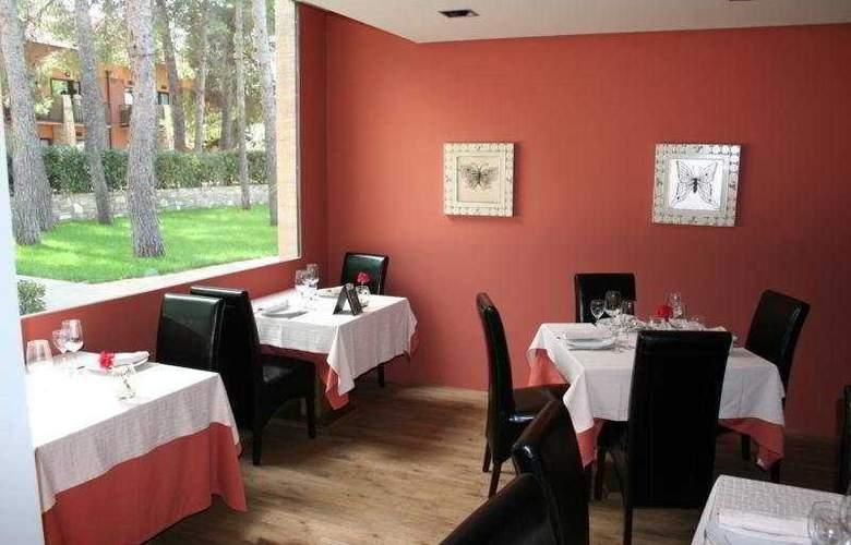 Portal del Caroig - Restaurant - 5