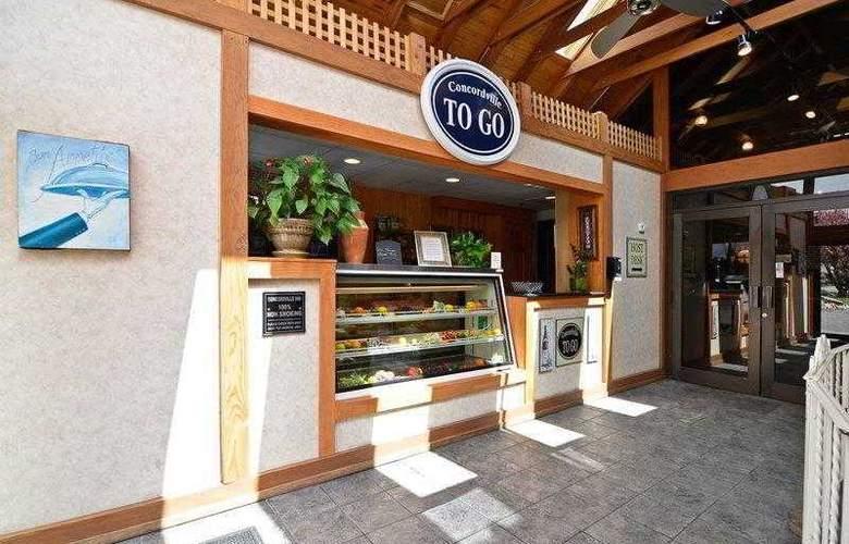 Best Western Plus Concordville Hotel - Hotel - 28