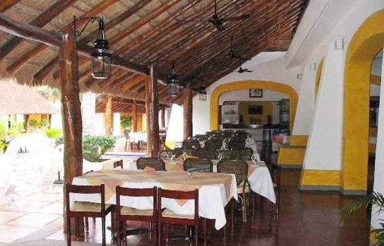 Villas Arqueologicas Coba - Restaurant - 6
