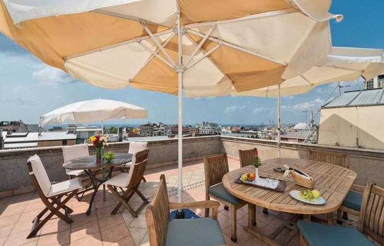 Samir Hotel - Terrace - 20