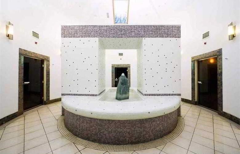 Dunkenhalgh Hotel & Spa Blackburn - Hotel - 9