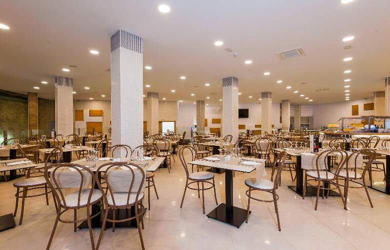 KN Panoramica Heights - Restaurant - 16