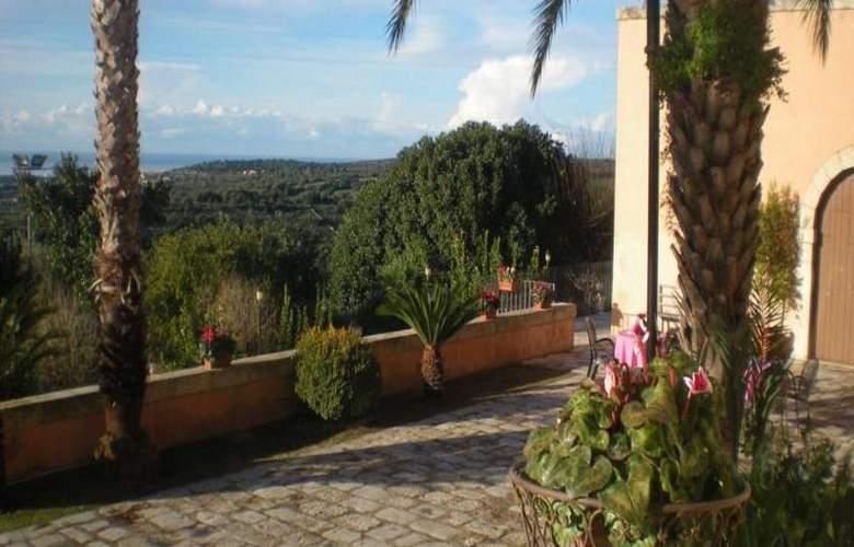 Villa Principe Di Belmonte - Terrace - 6