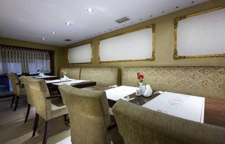 Osmanbey Fatih Hotel - Restaurant - 23