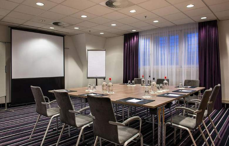 Radisson Blu Hotel Bremen - Conference - 15