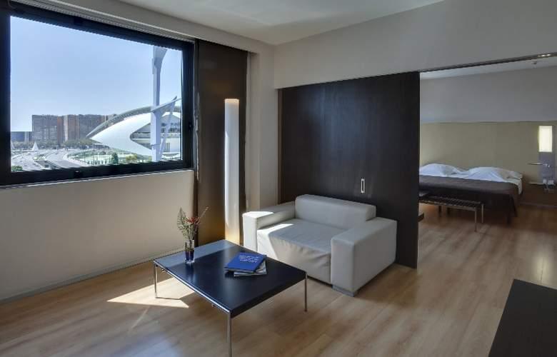 Barceló Valencia - Room - 2