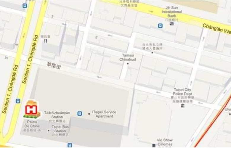 Palais De Chine - Hotel - 9