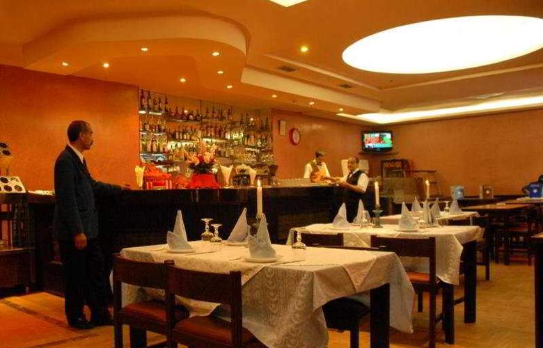 Studiotel Afoud - Restaurant - 8