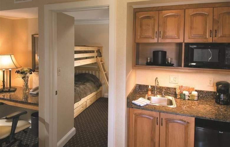 Best Western Premier Eden Resort Inn - Room - 126
