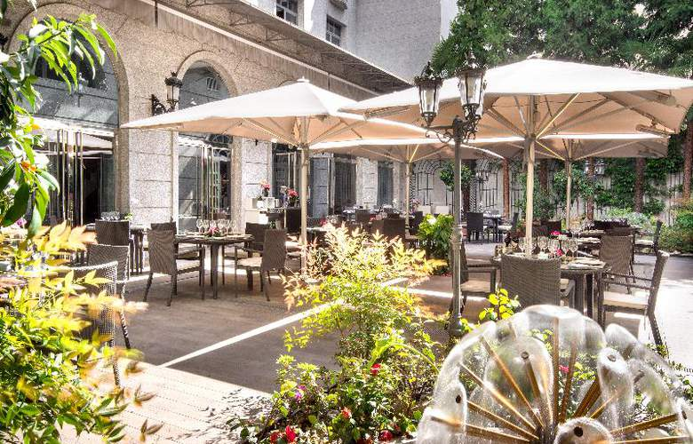 VP Jardin De Recoletos - Terrace - 13