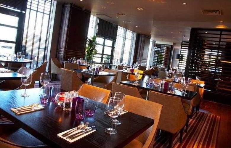 Village Cardiff - Hotel & Leisure Club - Restaurant - 6