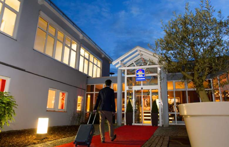 Best Western Plus Atrium - Hotel - 0