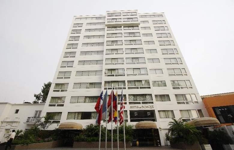 Suites del Bosque - Hotel - 0