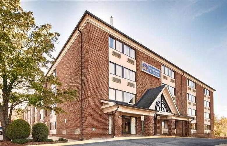 Best Western Mount Vernon Ft. Belvoir - Hotel - 26