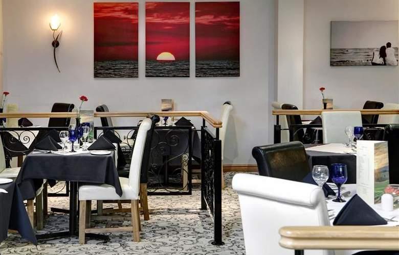 Best Western Bentley Leisure Club Hotel & Spa - Restaurant - 100
