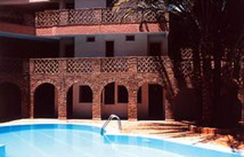 Hotel Ouarzazate Le Tichka - Pool - 0