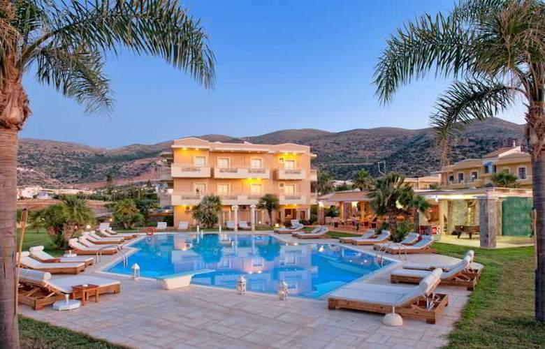Socrates Hotel Malia - Pool - 15