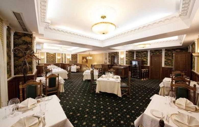 Grand hotel London - Restaurant - 14