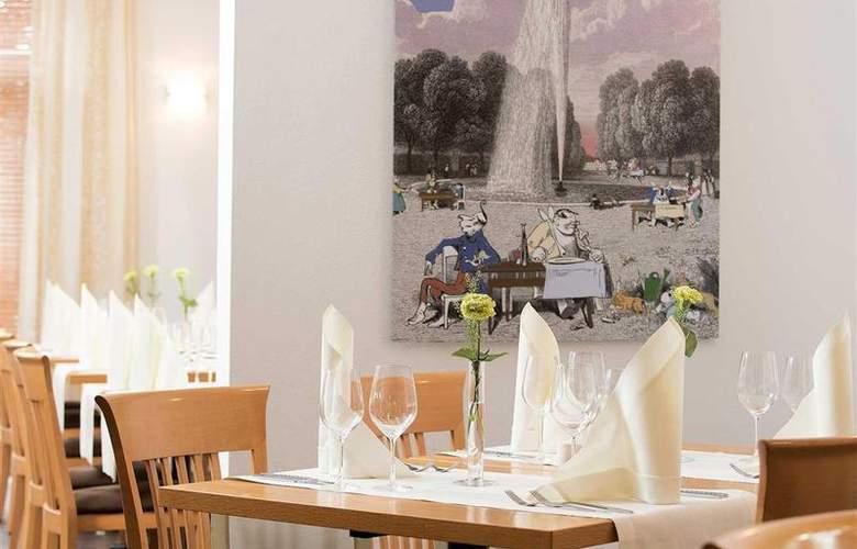 Mercure Hannover Oldenburger Allee - Restaurant - 47