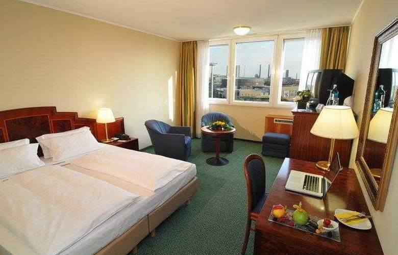 Best Western Leoso Hotel Leverkusen - Hotel - 10