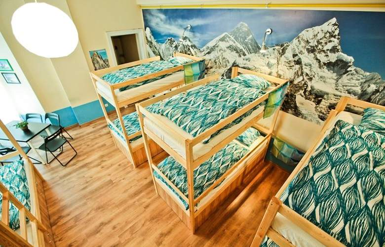 Poco Loco Hostel - Room - 3