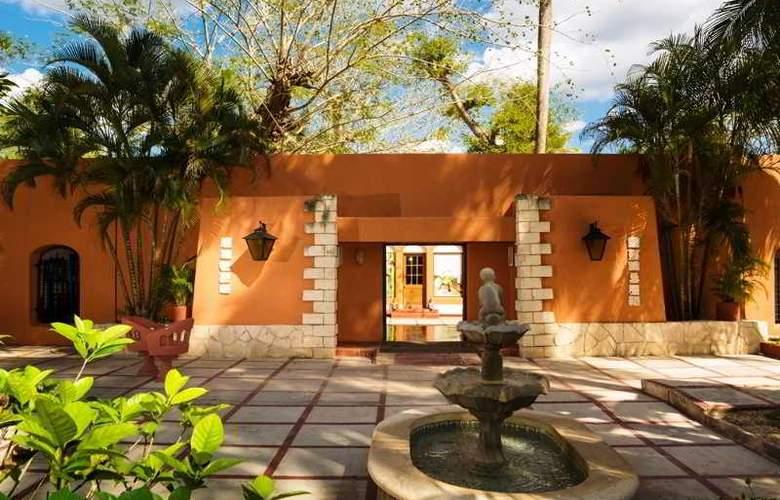 Villas Arqueológicas Chichén Itzá - Hotel - 8