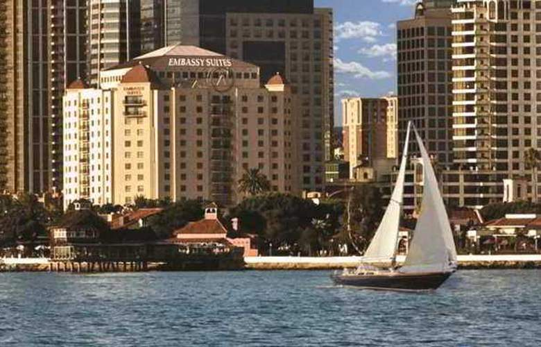 Embassy Suites San Diego Bay - Downtown - Hotel - 12