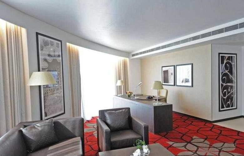 Crowne Plaza Abu Dhabi Yas Island - Room - 3