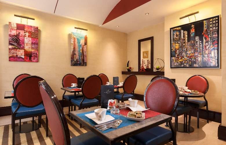 Waldorf Trocadero - Restaurant - 19