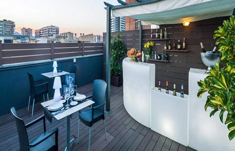 Attica21 Barcelona Mar - Terrace - 20