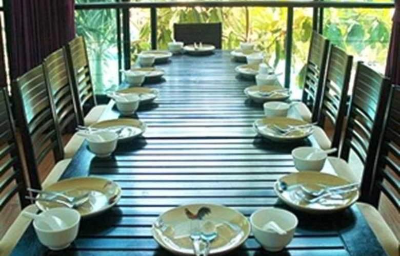 Phi Phi Villa Resort - Restaurant - 10