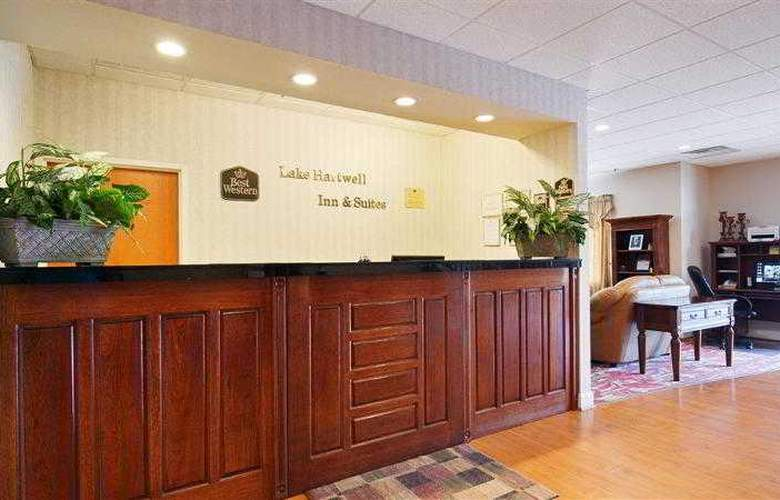 Best Western Lake Hartwell Inn & Suites - Hotel - 33