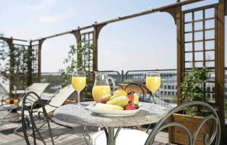 Mercure Frankfurt Airport Langen - Terrace - 17