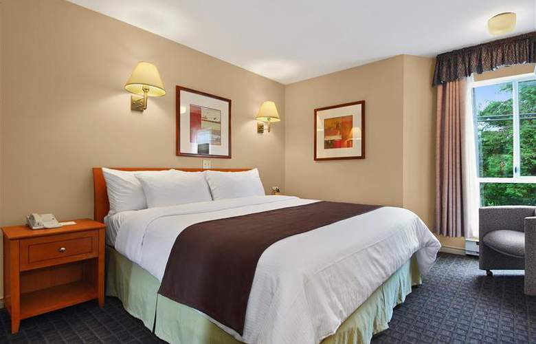 Best Western Capilano Inn & Suites - Room - 26