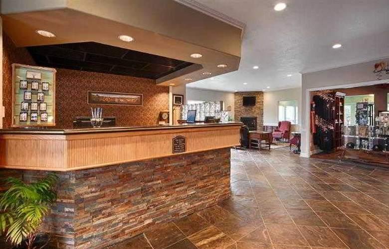 Best Western Inn at Face Rock - Hotel - 49