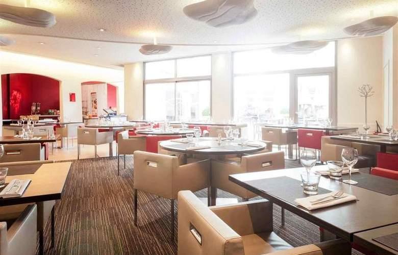 Novotel Lille Centre gares - Restaurant - 63