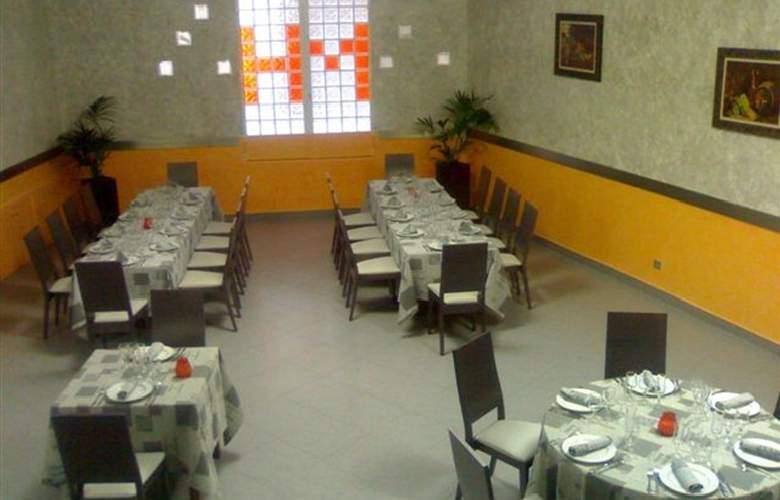 Sercotel HM Alfaro - Restaurant - 1