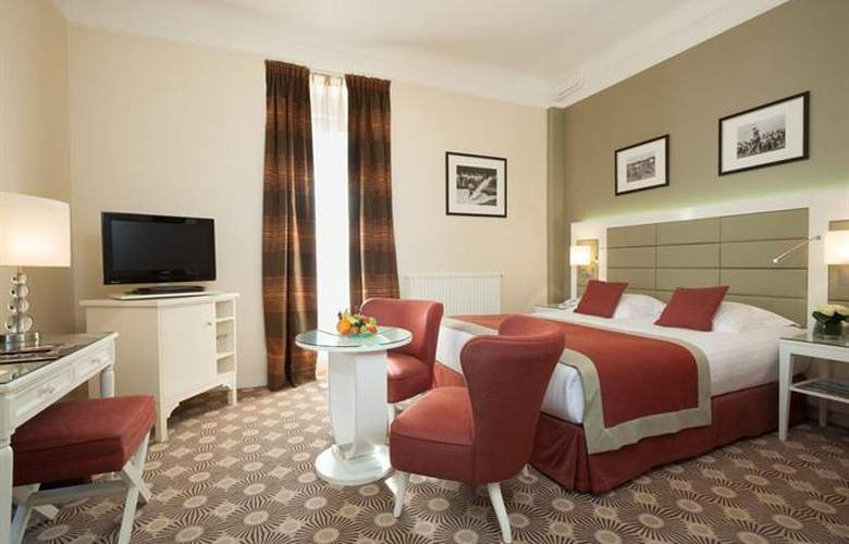 Barriere Le Westminster - Room - 6