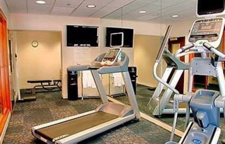 Springhill Suites by Marriott-Tampa - Sport - 10