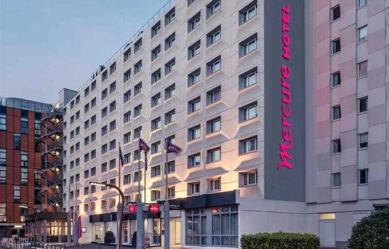 Mercure Paris Porte d'Orléans - Hotel - 2