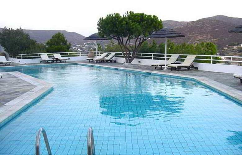 Patmos Paradise - Pool - 1