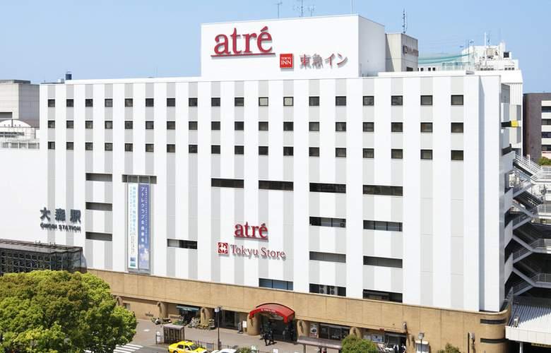 Omori Tokyu Inn - Hotel - 0