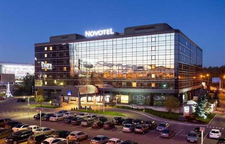 Novotel Moscow Sheremetyevo Airport - Hotel - 9