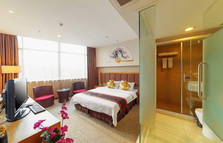 Euro Garden Hotel Guangzhou - Room - 13
