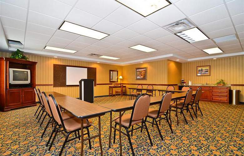 Best Western Executive Inn & Suites - Conference - 136
