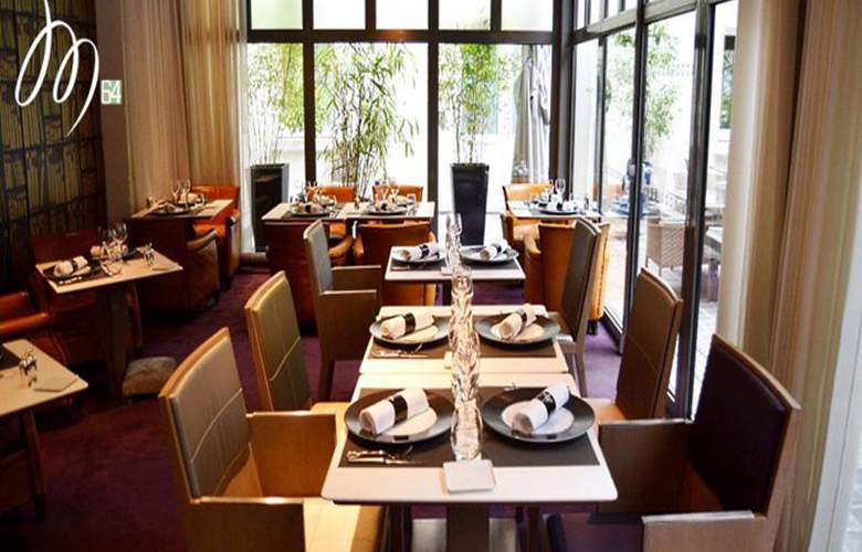 Intercontinental Paris - Avenue Marceau - Restaurant - 15