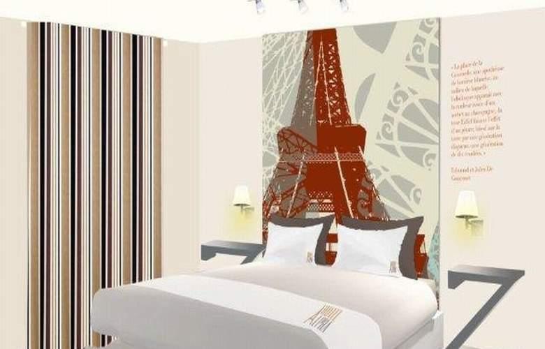 Alpha Paris Tour Eiffel - Room - 6