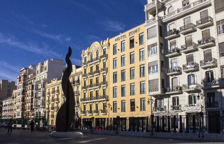 Zenit Valencia - Hotel - 8