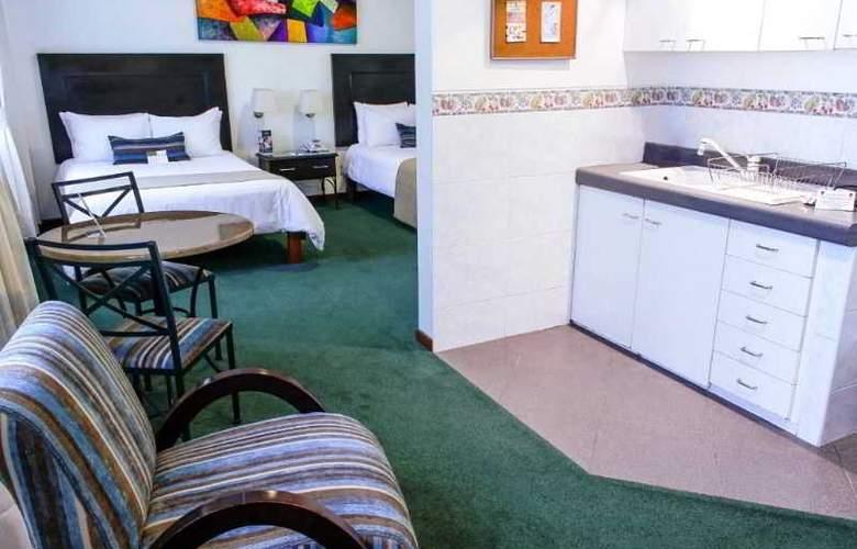 El Polo Apart Hotel & Suites - Room - 9