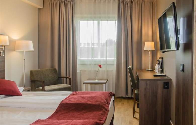 Park Inn by Radisson Oslo Airport Hotel West - Room - 1